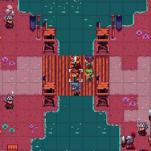 Evoland 2 - Game Environment