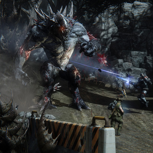 Evolve PS4 - Gameplay