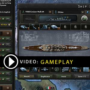 Expansion Hearts of Iron 4 Man the Guns Gameplay Video