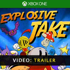 Explosive Jake Xbox One Prices Digital or Box Edition