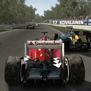 F1 2012 Race