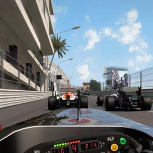 F1 2013 Player View