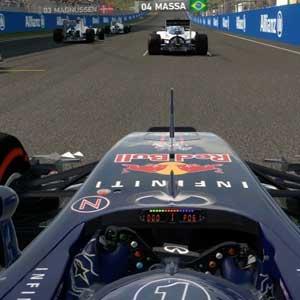 F1 2014 Hulkenberg