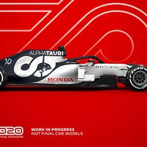 Honda F1 2020