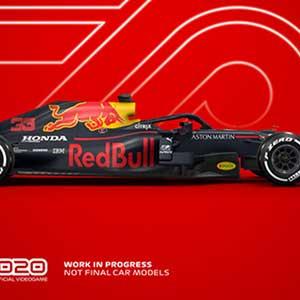 Redbull F1 2020