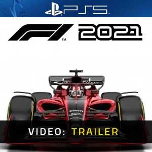 F1 2021 PS5 Video Trailer
