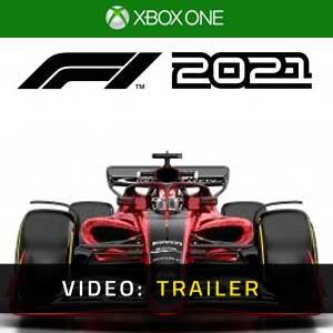 F1 2021 Xbox One Video Trailer