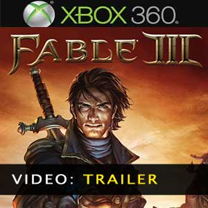Fable 3 Trailer Video