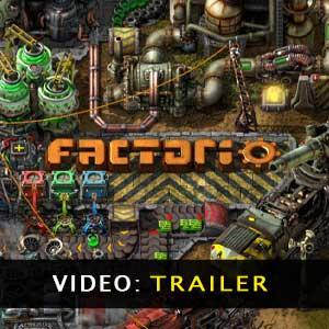 Factorio Video Trailer