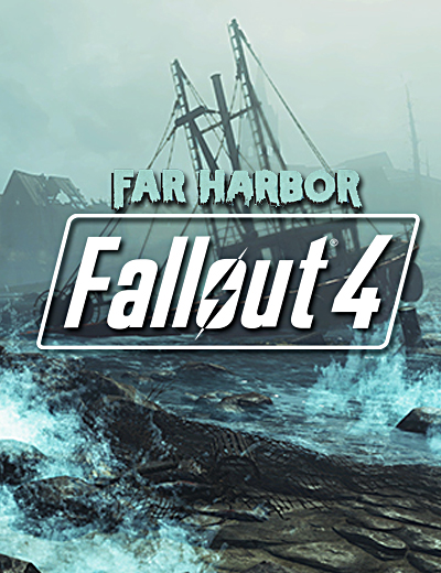 Fallout 4 Far Harbor | How Big Is It?