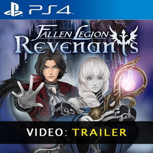 Fallen Legion Revenants Trailer Video