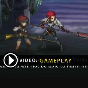 Fallen Legion Rise To Glory Nintendo Switch Gameplay Video