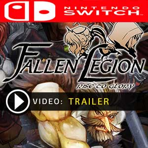 Fallen Legion Rise To Glory Nintendo Switch Prices Digital or Box Edition