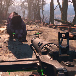 Fallout 4 Xbox One - View
