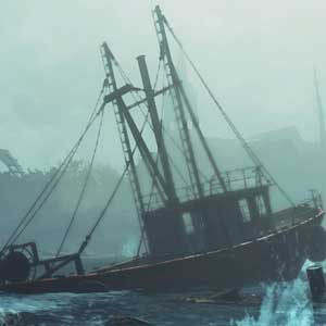 Fallout 4 Far Harbor - Mysterious Island