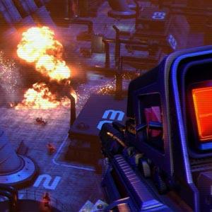 Far Cry 3 Blood Dragon Weapon