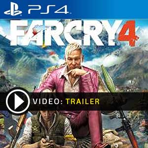 Far Cry 4 PS4 Prices Digital or Box Edition