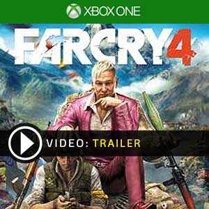 Far Cry 4 Xbox One Prices Digital or Box Edition