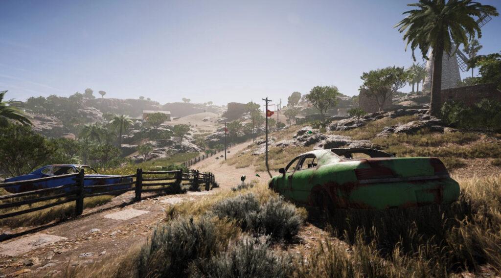 Far Cry 6 Environment