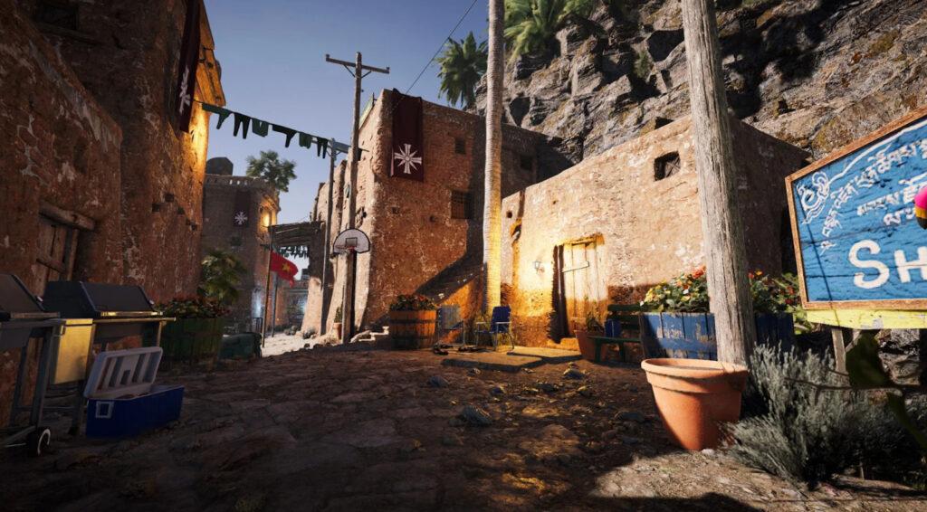 Far Cry 6 World