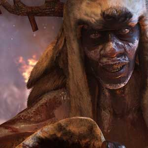 Far Cry Primal PS4 - Enemy