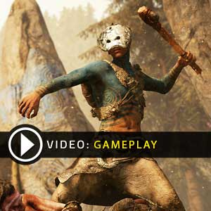 Far Cry Primal PS4 Gameplay Video