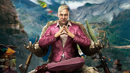 Purchase Pagan Min DLC Far Cry 6