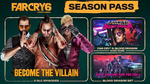 buy Far Cry 6 Blood Dragon Set cheap
