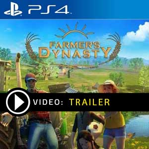 Farmer Dynasty PS4 Prices Digital or Box Edition