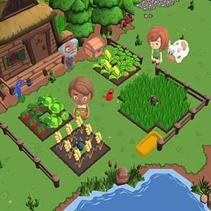 Farmers vs Zombies - Crops