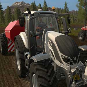 Valtra T-Series Cow Edition Tractor