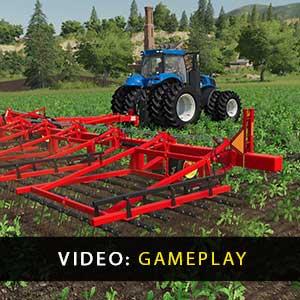 Farming Simulator 19 Bourgault Gameplay Video