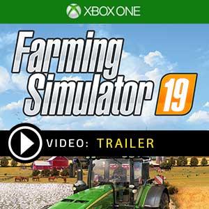 Farming Simulator 19 Xbox One Prices Digital or Box Edition