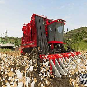 reproduced farming vehicles