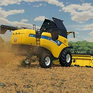 Farming Simulator 22 New Holland CH7.70