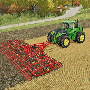 Farming Simulator 22 Field