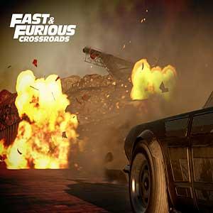 vehicular stunts and heists