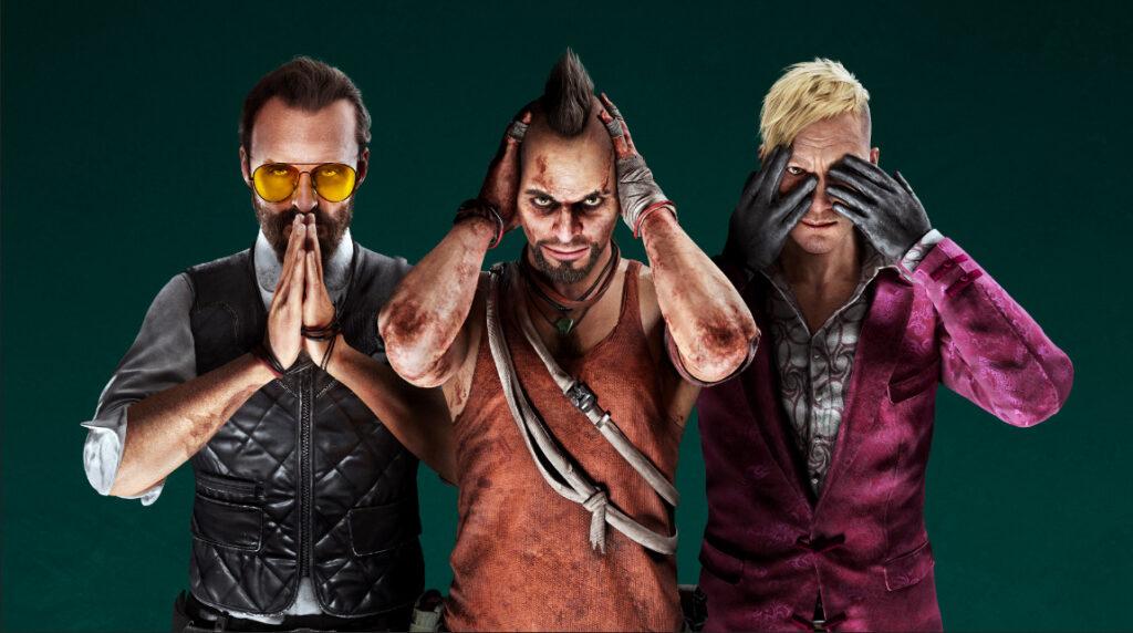 Far Cry 6 Villains