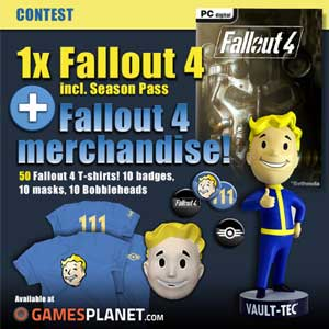 Fallout 4 Gamesplanet Giveaway