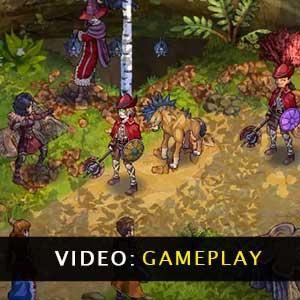 Fell Seal Arbiters Mark Gameplay Video