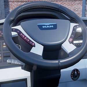 Fernbus Driver Seat