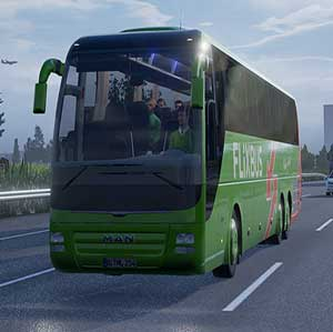 Intercity buses Simulator