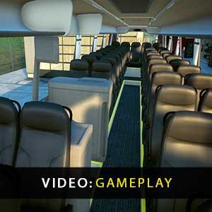 Fernbus Simulator Scania Touring Gameplay Video