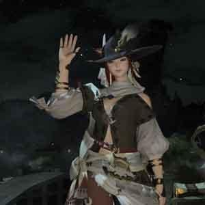 Final Fantasy 14 A Realm Reborn - Character