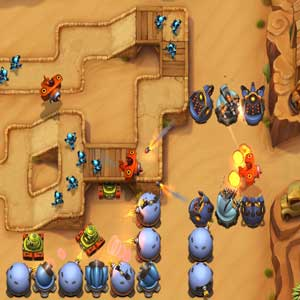 Fieldrunners 2 Driest deserts