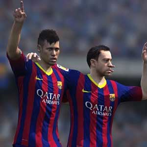 FIFA 14 PS4 Players