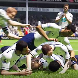 FIFA 15 - Pile Up