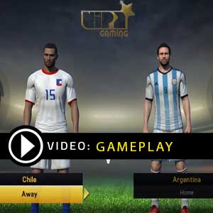 Fifa 15 Historic Club Kits Gameplay Video