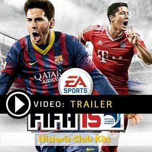 Fifa 15 Historic Club Kits Digital Download Price Comparison
