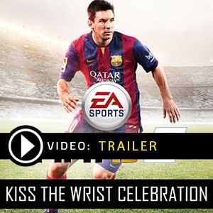 Fifa 15 Kiss the Wrist Celebration Digital Download Price Comparison